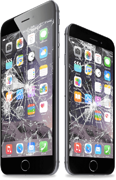 iphone broken screen iphone 6s plus screen repair fix it all smartphone repair 11664