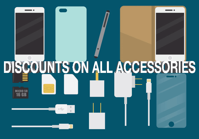 Discount on Phone & Accessories