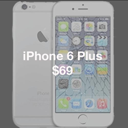 iPhone 6P Screen Repair