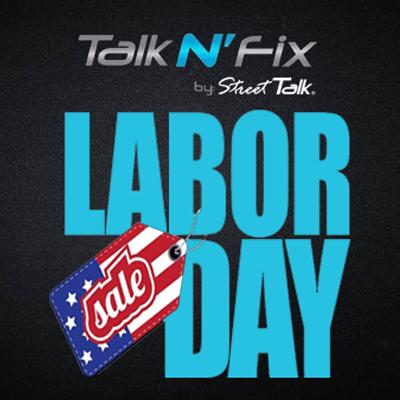 Labor Day Talk N' Fix