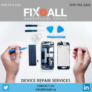 IPhone Screen Repair in Sacramento